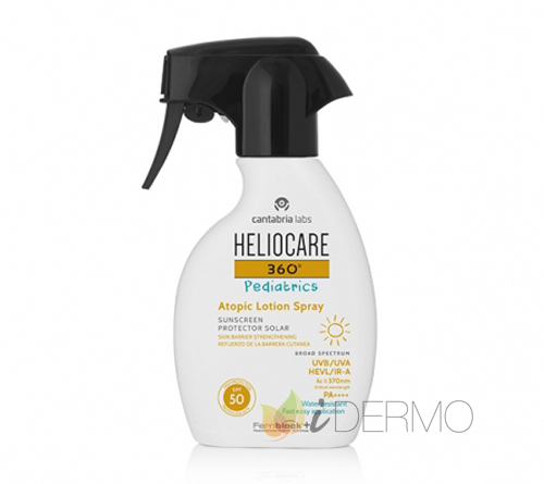 HELIOCARE 360º PEDIATRICS ATOPIC LOTION SPRAY
