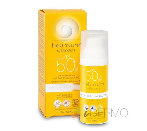 HELIXIUM CREMA SOLAR BIO SPF 50+