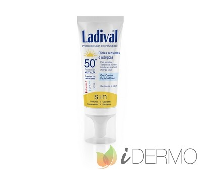 LADIVAL PIELES SENSIBLES FPS50+