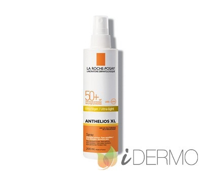ANTHELIOS SPF 30 / SPF 50 SPRAY