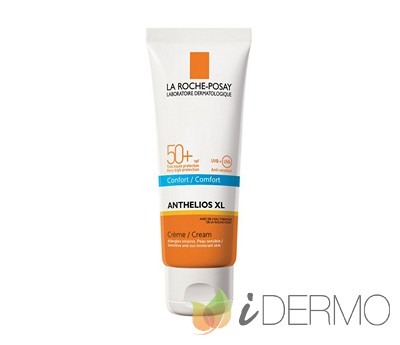 ANTHELIOS XL SPF 50+ CREMA FUNDENTE
