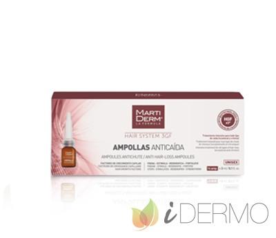 AMPOLLETAS ANTICAÍDA HGFx3