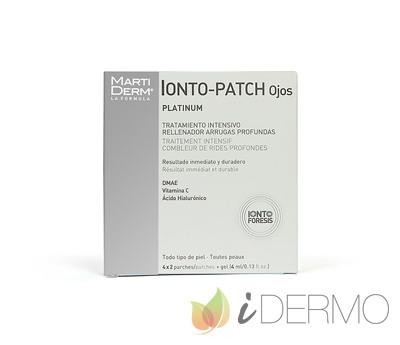 IONTO-PATCH PLATINUM
