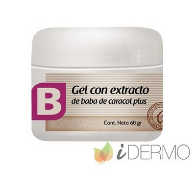 GEL CON EXTRACTO DE BABA DE CARACOL PLUS