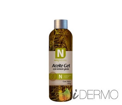 ACEITE GEL CON LEMON GRASS