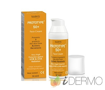 PROTOTYPE 50+ FACE CREAM