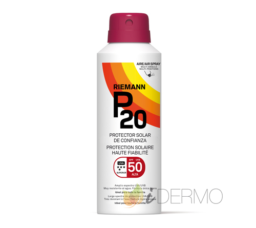 P20 SPRAY CONTINUO FPS50