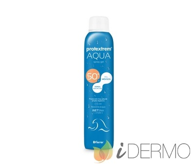 PROTEXTREM AQUA SPRAY GEL FPS 50+