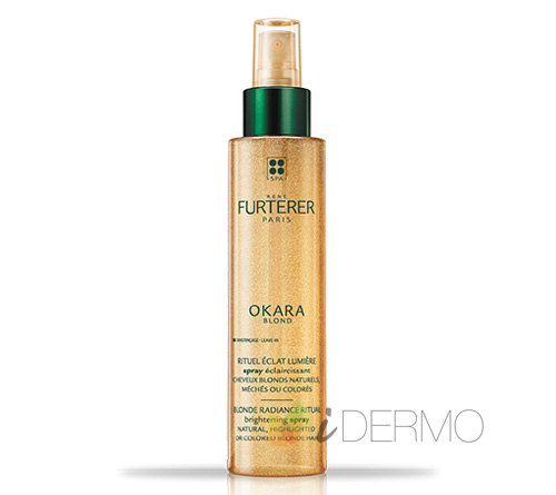 OKARA BLOND SPRAY ACLARANTE