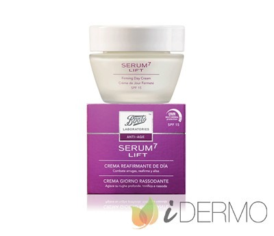 CREMA REAFIRMANTE DE DÍA SPF 15 SERUM7 LIFT ADVANCED