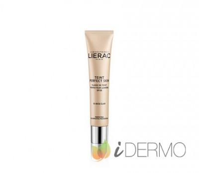 FLUIDO CON COLOR SPF20 BEIGE CLAIR