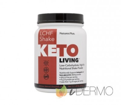 KETO LIVING BATIDO CHOCOLATE