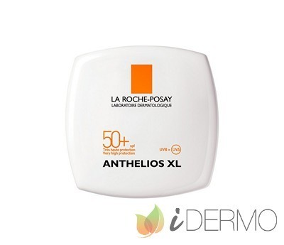 ANTHELIOS XL SPF 50+ COMPACTO-CREMA UNIFORMIZANTE