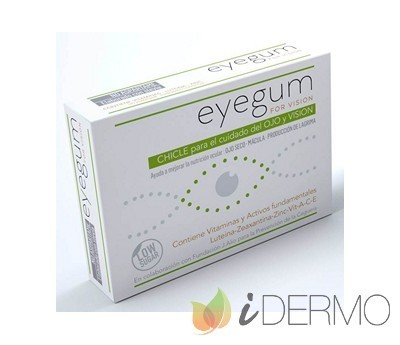 EYEGUM FOR VISION