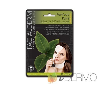 PERFECT PURE Mascarilla intensiva purificante cara y cuello