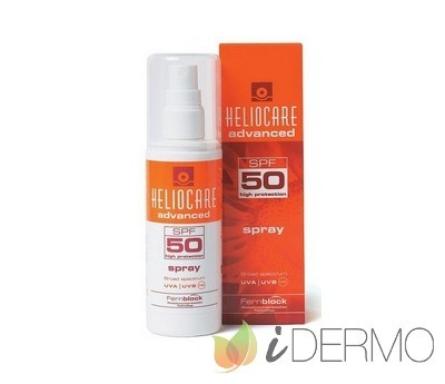 HELIOCARE SPRAY FPS 50