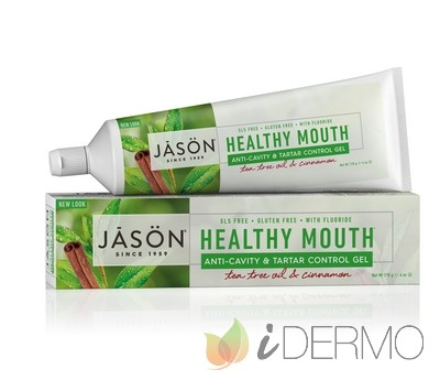 DENTÍFRICO HEALTHY MOUTH 125G