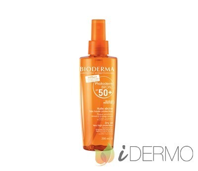 PHOTODERM BRONZ ACEITE SECO INVISIBLE
