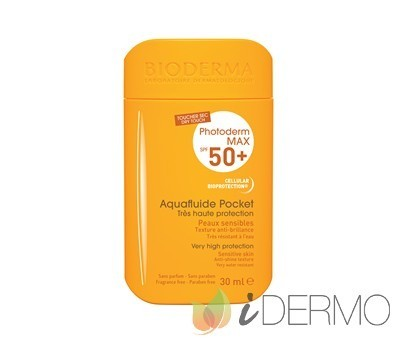 PHOTODERM MAX AQUAFLUIDE POCKET SPF50+ UVA24