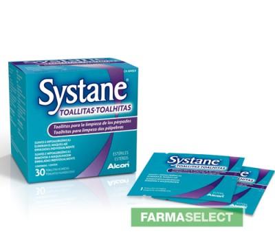 SYSTANE TOALLITAS