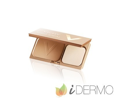 TEINT IDEAL - POLVO COMPACTO