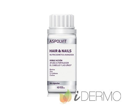 ASPOLVIT HAIR & NAILS