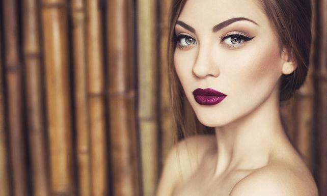 Maquillaje para deslumbrar en Navidad