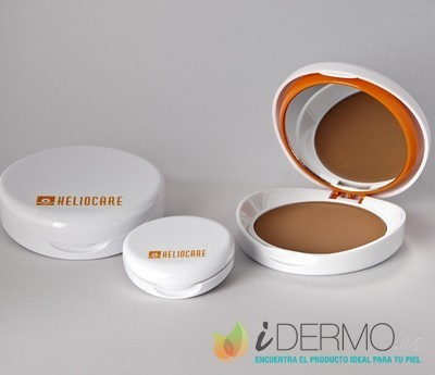 HELIOCARE COLOR COMPACTO OIL FREE SPF 50