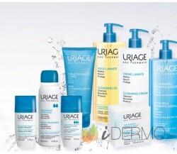 Higiene y Cuidados diarios Faciales de Uriage