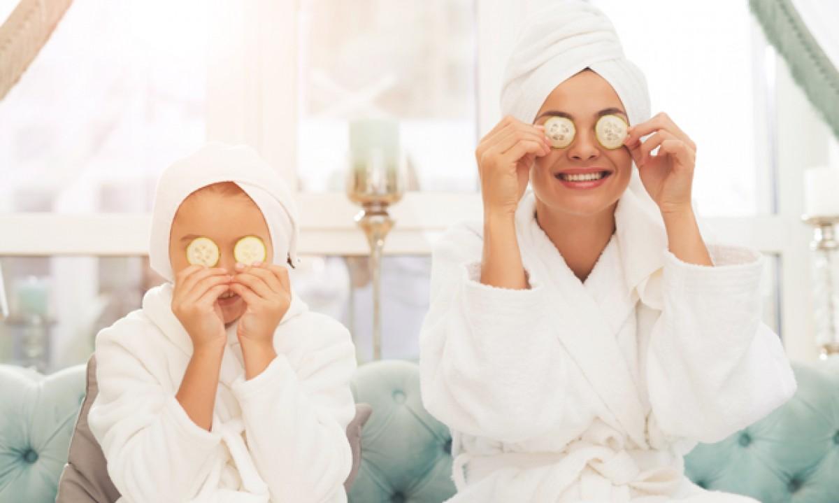 Cuida su piel en el Día de la Madre