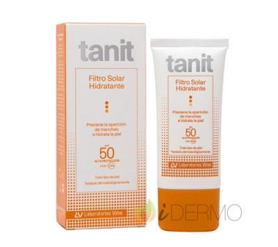 TANIT FILTRO SOLAR HIDRATANTE SPF 50