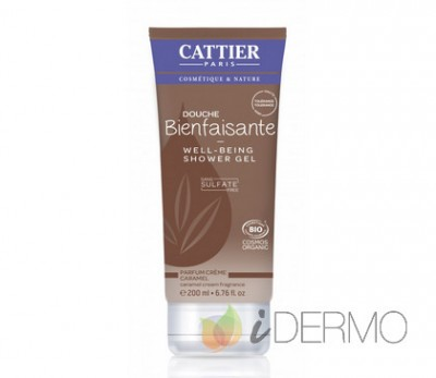 GEL DUCHA S/S WELL-BEING CARAMELO