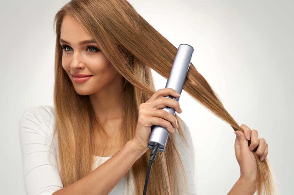 Planchas de pelo y salud capilar