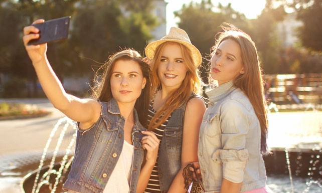 Consejos para una 'selfie-addict'
