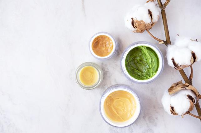 6 ingredientes vegetales que benefician tu piel
