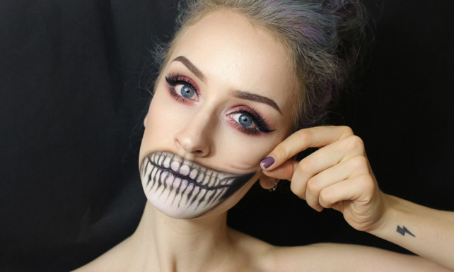 Cuida tu piel en Halloween