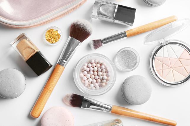 El maquillaje en la farmacia