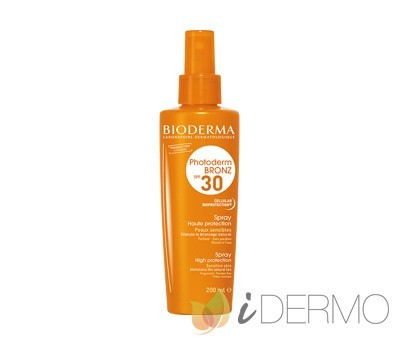 PHOTODERM BRONZ SPRAY SPF 30