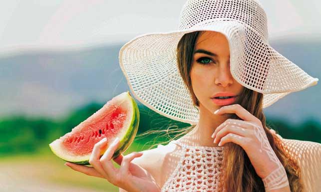 Dieta para cuidar la piel en primavera
