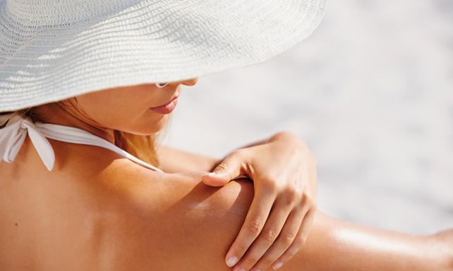 Sol, piel y productos solares