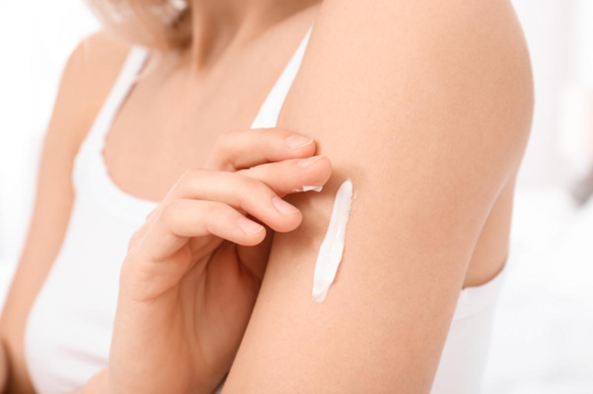 La preparación de la piel del cuerpo para la primavera