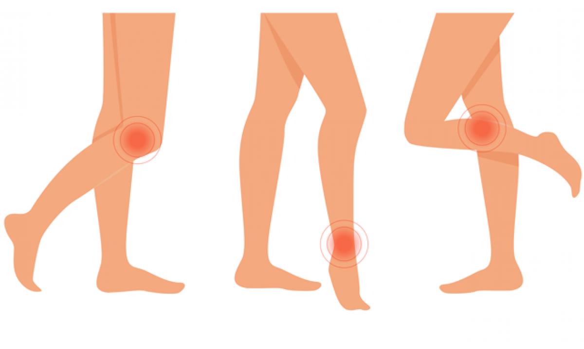 El cuidado de las piernas en verano