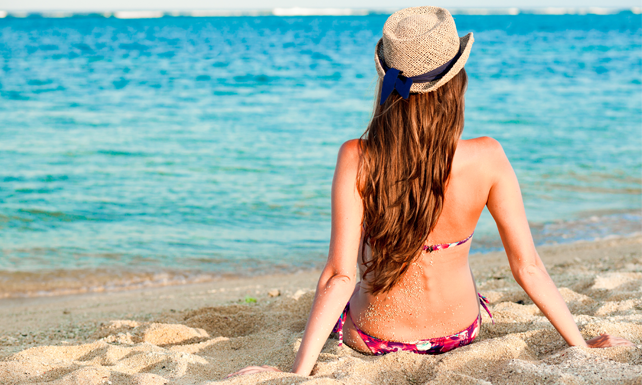 Protege tu cabello en verano