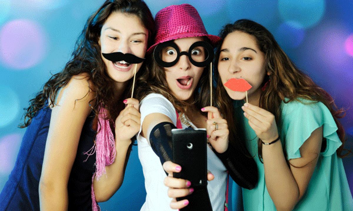 Tipología de selfies