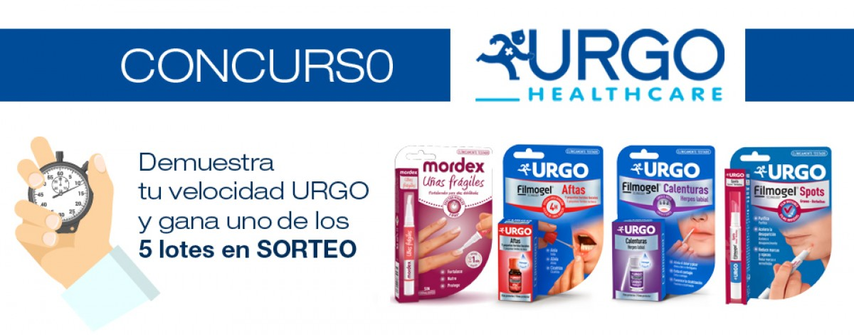 Ganadores del concurso de Urgo