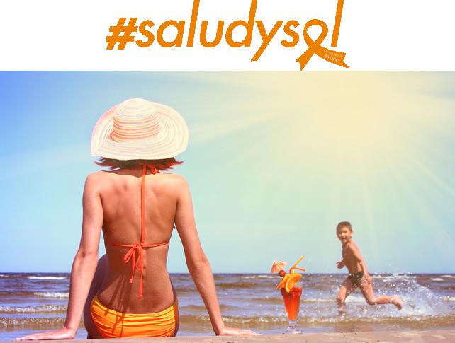 Usa tu protector solar para luchar contra el cáncer de piel #saludysol